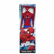 Фигурка <b>Spider</b>-man ТИТАНЫ Человек-Паук - купить в интернет ...