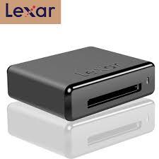 <b>100</b>% <b>Original Lexar USB</b> Drive Smart CF Card Reader CR1 CFast ...