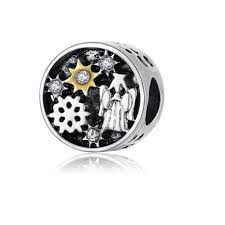 Sun Angel Beads Fits Pandora Charms Silver 925 Original Bracelet ...