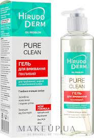 Hirudo Derm <b>Pure</b> Clean - Пенящийся <b>гель для умывания</b>: купить ...