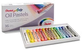 <b>Pentel Пастель масляная Arts</b> 16 цветов (PHN4-16) — 1 отзыв о ...