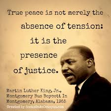 Justice Quotes Martin Luther King Jr. QuotesGram