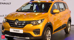Renault Triber launched today: 7-<b>seater car</b> in Rs <b>5</b> lakh ...