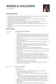 human resource manager resume samples resume samples human resource manager resume samples