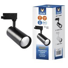 <b>Трековый светильник Volpe</b> ULB-Q276 <b>LED</b> 25 Вт 4000 К черный