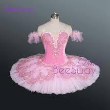 kids white classical ballet tutu