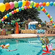 <b>Summer Pool Party</b> Ideas | Party City