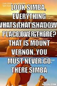 Lion King Meme Generator Simba Everything The Light Touches Is The ... via Relatably.com