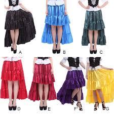 Various Color Women <b>Vintage</b> Long <b>Swallowtail Skirts</b> on sale - L ...