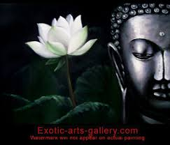 Image result for Lotus flower is considered to be a sacred in Buddhism.
