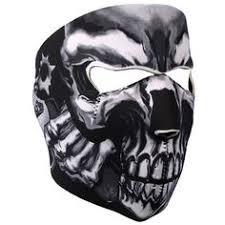 Smoking <b>Clown Mask Biker</b> Mask, <b>Motorcycle</b> Face Mask ...