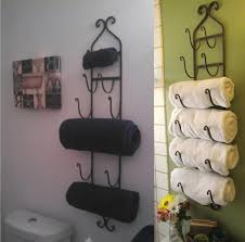 wall hooks hand towel sensational black iron wall mounted towel storage with hook as classic