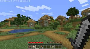 I found an abandoned <b>village</b> in <b>my world</b>. is this rare? : <b>Minecraft</b>