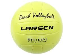 Волейбольный <b>мяч Larsen Beach Volleyball</b> №5 green купить ...