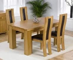 Oak Furniture Dining Room Oak Furniture Dining Table Home Design Ideas