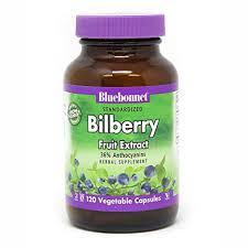 Buy Bluebonnet Nutrition, <b>Standardized Bilberry Fruit</b> Extract, 120 ...