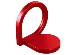 <b>Попсокет Кольцо</b>-<b>держатель Baseus</b> Red SUBR-09 - Переезды