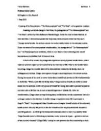 definition essay example   Elcrost aimf co Pinterest