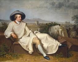 Resultado de imagem para fotos ou imagens de Goethe