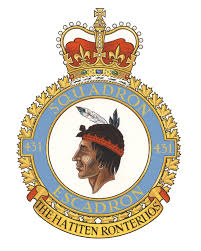 """Résultat de recherche d'images pour """"431 squadron"""""""
