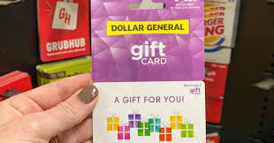 Dollar General Gift Card - The Krazy Coupon Lady