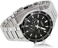 CURREN <b>Fashion Men</b> Wrist <b>Watch</b> Stainless Steel Band <b>Men's</b> ...