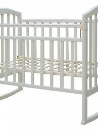 <b>Кроватка Антел Алита</b> 2 белый - купить в Новосибирске по цене ...