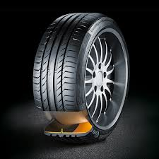 <b>PremiumContact</b>™ <b>6</b>: Make your way the safe way. | <b>Continental</b>