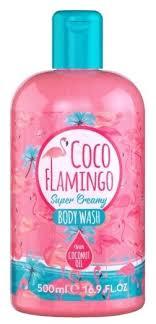 Купить <b>Гель для душа Inecto</b> Coco flamingo по выгодной цене на ...