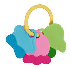Green Sprouts <b>Teething Keys</b> - IncrediBundles.com