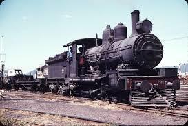 Queensland B15 class locomotive