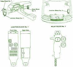 1990 lexus es250 fuse box diagram 1990 wiring diagrams online