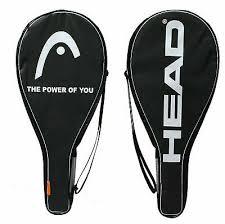 Head Tennis Racket <b>Cover Single</b> Racquet with <b>Shoulder</b> Strap | eBay