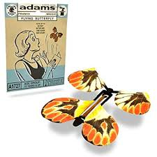 Amazon.com: Adams Pranks and <b>Magic</b> - <b>Flying Butterfly</b> - Classic ...