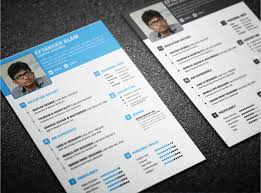 modern orange color resume template microsoft word        free resume templates