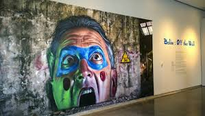 "BELIN ""<b>Off The Wall</b>"" Museum Exhibit - Museum of Public Art ..."