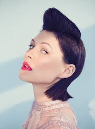 Emma Willis shows off new hairstyles before going platinum - Showbiz News - Digital Spy - showbiz-emma-willis-cosmo-2
