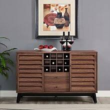 Buy Wine <b>cabinets Wooden</b> online | LIONSHOME