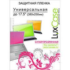 <b>Аксессуар</b> Luxcase <b>Защитная пленка универсальная</b> – цены и ...