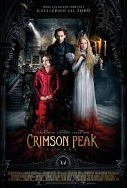 halloween week crimson peak movie reviewthe book smugglers halloween week 2015 movie review crimson peak