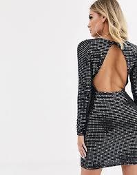 <b>Sequin Dresses</b> | Women's embellished party <b>dresses</b> | ASOS