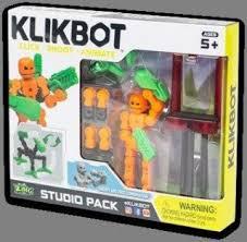 """Игрушка набор """"Студия Кликбот"""" (в асс.) STIKBOT TST2600 ..."""