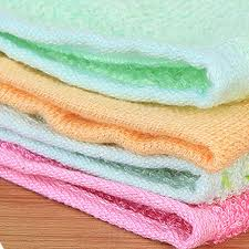 dishcloth with superfine fibre absorbent scouring pad microfiber household wash dishes hangable home kitchen supplies