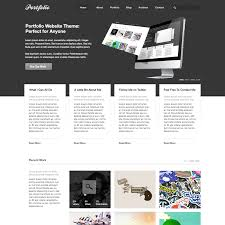 psd portfolio and resume website templates colorlib portfolio psd template