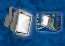 <b>ULF</b>-<b>S01</b>-<b>20W</b>/<b>DW</b> IP65 110-240В картон <b>Uniel Прожекторы</b> ...