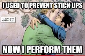 Gay Green Lantern memes   quickmeme via Relatably.com