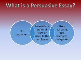 steps to writing a persuasive essay   what is a persuasive essay