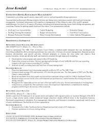 Restaurant Manager Resume Example - ziptogreen.Com Restaurant manager resume example to get ideas how to make artistic resume 18