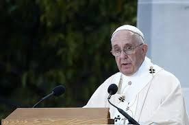 Resultado de imagen para El Papa dice que intereses y mala política frenan la lucha contra el hambre