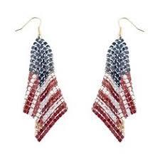 <b>LEKANI</b> Dangle Earrings <b>Swarovski Crystals</b> Sterling Silver Heart ...